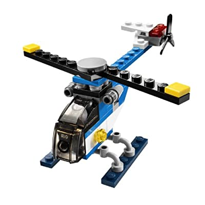 LEGO Mini Helicopter 5864: Toys & Games