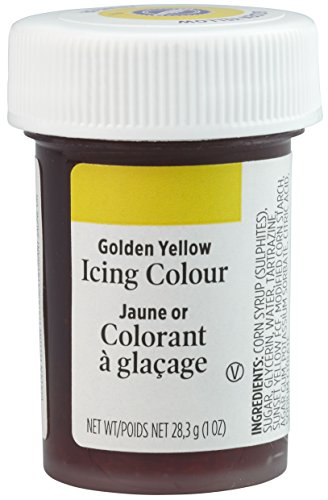 Wilton Paste Colour - Golden Yellow