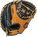 Wilson 2013 A2K BBG PUDGE 32.5-Inch Baseball Catcher's Mitt Right Hand Throw