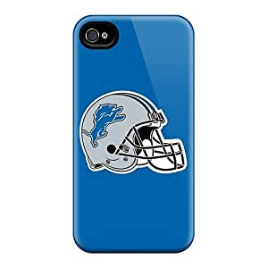 Defender Case With Nice Appearance (detroit Lions 5) For iphone 6