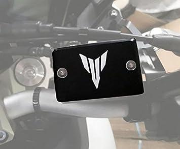 Cubre tapón del depósito de Freno para Yamaha MT-09/MT-07/Tracer: Amazon.es: Coche y moto