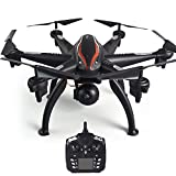 Best Large Drones - Goolsky L100 RC Quadcopter Drone with GPS 1080P Review