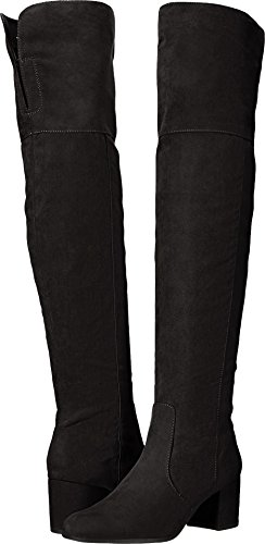 Circus by Sam Edelman Women's Vivica Over The Knee Boot, Black, 8 Medium US