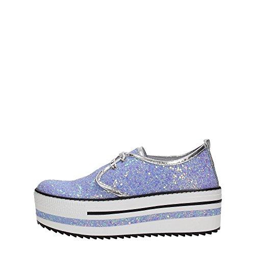Patrizia Pepe 2V5803/AN84 Sneakers Mujer morado