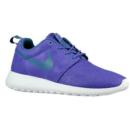 Nike Womens Rosherun Print Trainers 599432 Sneakers Shoes...