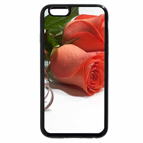 iPhone 6S / iPhone 6 Case (Black) Roses for You