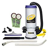 ProTeam Commercial Backpack Vacuum, Super CoachVac
