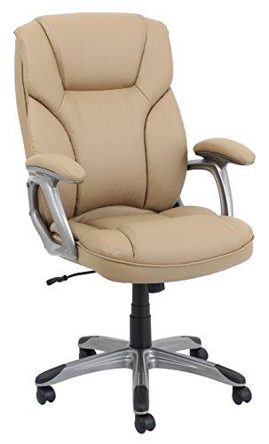 Cheap BarcaLounger s Big & Tall Executive Chair, 350 lb, Camel