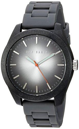 Ted Baker Men's 10024793 Sport Analog Display Japanese Quartz Grey Watch