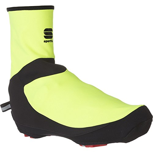 Cubrezapatillas Sportful Roubaix Thermal Neon 2016