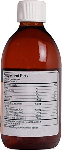 Genestra Brands - Super EFA Liquid Plus CoQ10 - Essential Fatty Acid Formula to Support Cardiovascular Health* - 6.8 fl oz (200 ml) by Genestra Brands (Image #1)