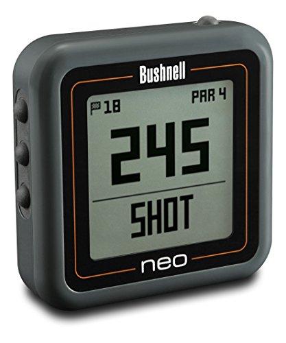 Bushnell 368221 Bushnell NEO Ghost Golf GPS/Rangefinder, Cha