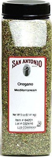 5 Ounce Restaurant Whole Dried and Cut Mediterranean Oregano Leaves Spice Dried Oregano