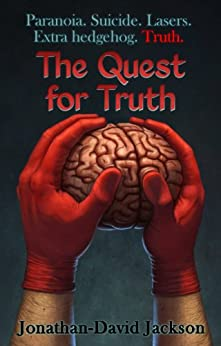 The Quest for Truth (Paranoia Book 2) by [Jackson, Jonathan-David]