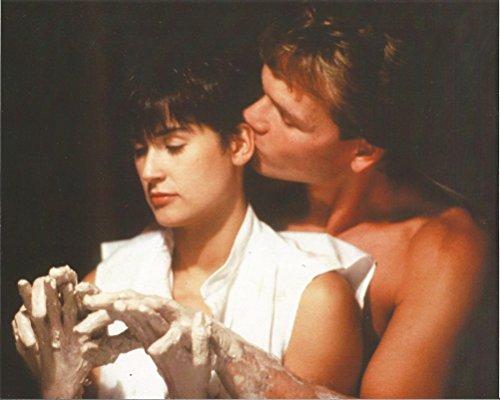 (Ghost Patrick Swayze Demi Moore in pottery scene - 8 x 10 Photo 004)