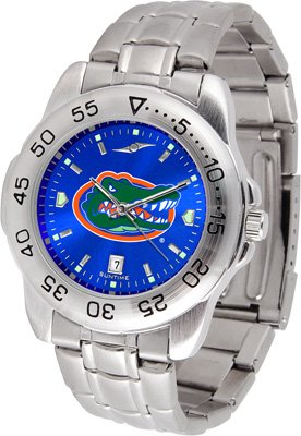 Florida Gators Stainless Steel Men's Sport Watch