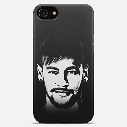 d271496b0211a Amazon.com: Inspired by Neymar phone case Neymar iPhone case 7 plus ...