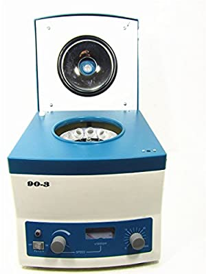 Brand new 12x10ml 90-3 Electric Laboratory Centrifuge 4000rpm with CE/ISO Certification