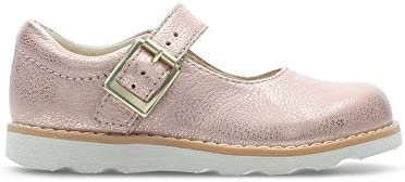 Clarks Chaussures de Ville à Lacets pour Fille Marron Marron