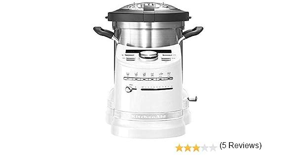 KitchenAid 5 5KCF0103EFP/4 Artisan - Robot de cocina artesanal ...