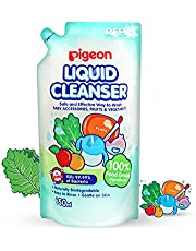 Pigeon Liquid Cleanser Refill, 650ml, White (12969)