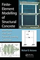 Finite-Element Modelling of Structural Concrete Front Cover