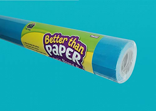 Teal Better Than Paper Bulletin Board Roll -