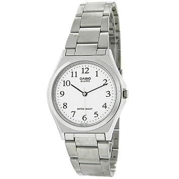Mtp Hombre Reloj De Pulsera AAmazon esHogar Casio 1130