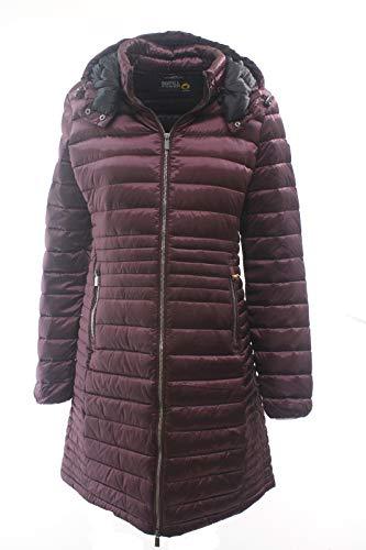 Ciesse Down Jackets Women's Jacket NICOLE-N0510D Met Burgundy