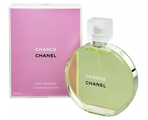 Chánél CHANCE EAU FRAICHE 3.4 oz ( 100 ml ) Eau De Toilette Women SEALED