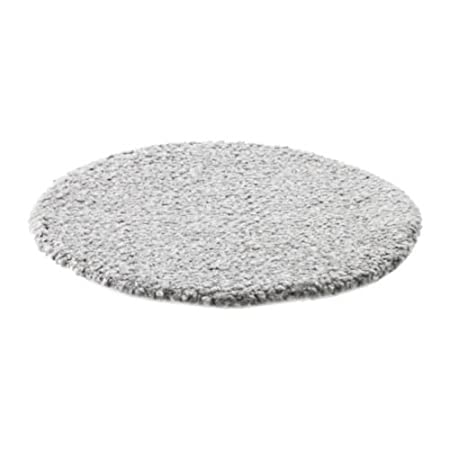 IKEA Bertil Chair Cushion Round Diameter 33 Cm With Non Slip Underside  Machine Washable 33
