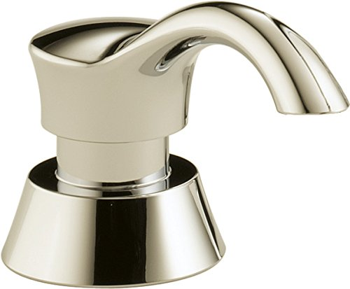 Delta Faucet RP50781PN Soap /Lotion Dispenser, Polished - Delta Soap