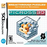 NEW Picross 3D DS (Videogame Software)