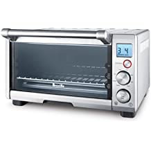 """BREVILLE BOV650XL Counter top Oven, 15"""" x 17"""" x 10"""", Silver"""