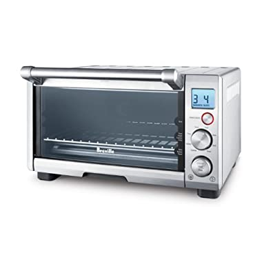 Breville BOV650XL the Compact Smart Oven Stainless Steel
