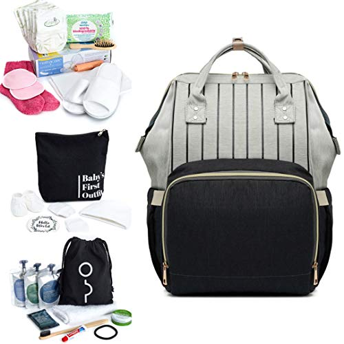 Birth Bag - Pre Packed Maternity Hospital Changing Bag ...