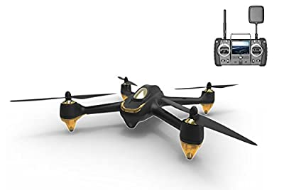 Hubsan Professional Version H501S X4 Pro 5.8G FPV Brushless With 1080P HD Camera GPS RTF from HUBSAN