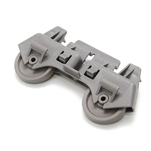 Whirlpool W10082868 Dishwasher Dishrack Roller Genuine Original Equipment Manufacturer (OEM) Part for Kenmore, Maytag, Kitchenaid, Kenmore Elite, Whirlpool, Fulgor, IKEA, Kenmore Pro by Kenmore