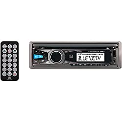 New Dual Xdma550bt Cdmp3 Single Din Lcd Bluetooth Car Audio Receiver Player