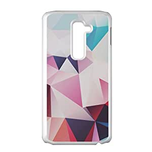 Fold Paper Fashion Personalized Clear Cell Phone Case For LG G2
