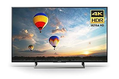 Sony XBR-55X800E 55-Inch 4K Ultra HD Smart LED TV (2017 Model) (Certified Refurbished)