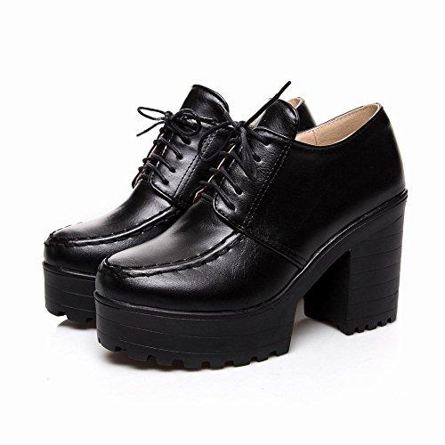 Cuir Murain Chaussures Oxford En Brun - Brun De Boulanger Ted 1Himcq8U