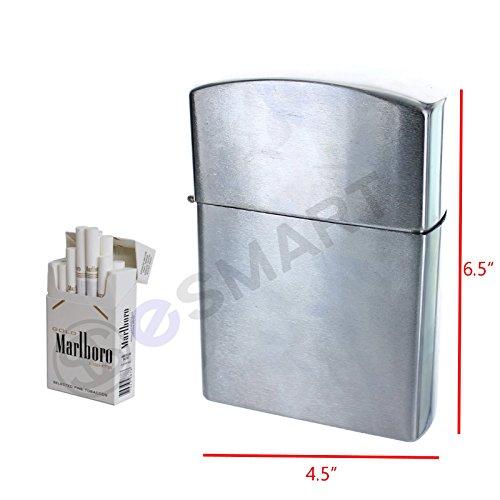 eSmart Novelty Windproof Refillable Lighter