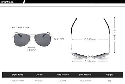 Polaroid Gafas Vintage sol Sol sol para de Gafas de Gafas Unisex moda UV400 Mujer MXNET sol Gran hombre sol para de adultos de Green Gafas de sol de Gafas wXgq80x1