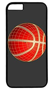 Basketball Masterpiece Limited Design Case for iPhone 6 Plus PC Black by Cases & Mousepads