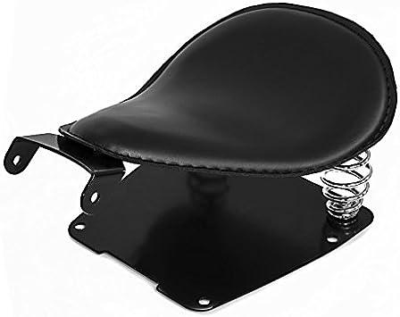 Solo Federsattel Kit Kb18 Für Harley Davidson Dyna Street Bob Fxdb 06 17 Mit Fass Federn Auto