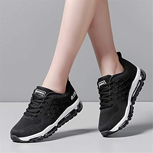 Absorbing 9 Shock Sport 4 0black Size Outdoor Jogging Monrinda Men Running Shoes 5 Trainers Breathable Shoes Air Fitness Women Athletic nXTYq