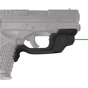 4. Crimson Trace Springfield Armory XDS Laser Guard, Green