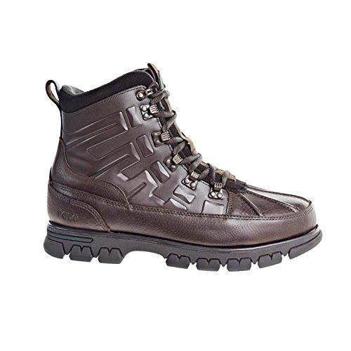 Polo Ralph Lauren Men's Delton Boot, Dark Brown, 11 D - Mens Outlet Ralph Lauren