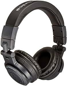 Audio-Technica ATH-PRO500MK2BK Negro Circumaural Diadema auricular - Auriculares (Circumaural, Diadema, 10 - 30000 Hz, 1600 mW, 106 dB, 38 Ω)